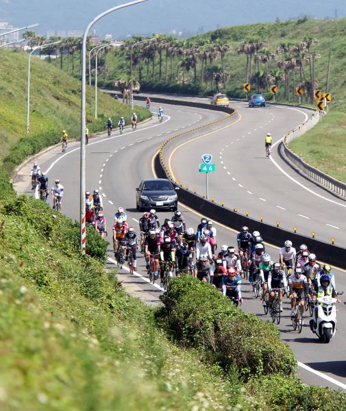 Light Up Taiwan Leisure Cycling