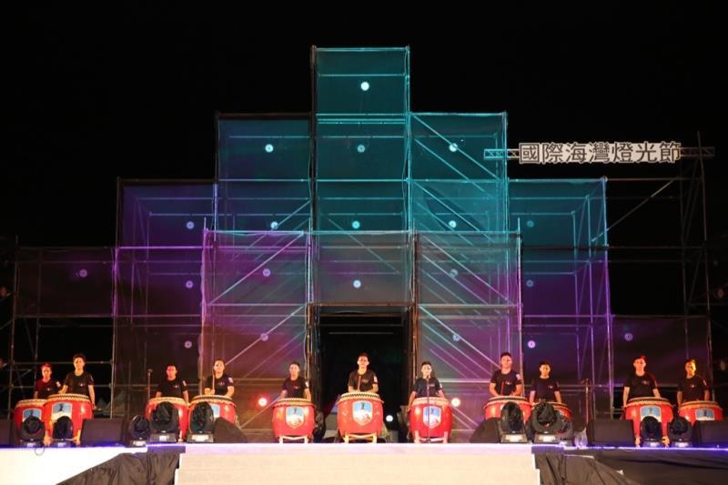 國際海灣燈光節活動表演  年度:2018  來源:澎湖縣政府旅遊處