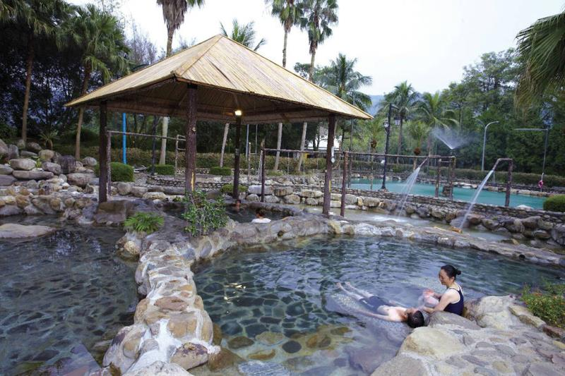 Atayal Hot Spring  Origen de las fotografías:Beigang River Hot Springs Association