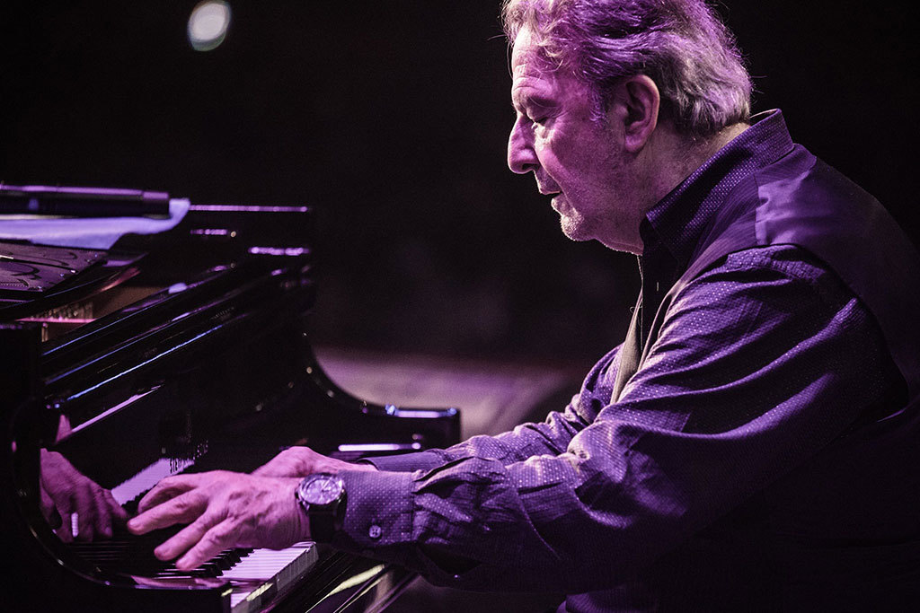 榮獲2018葛萊美獎的阿根廷國寶鋼琴大師Pablo-Ziegler演出  年度:2018  來源:臺中市政府文化局
