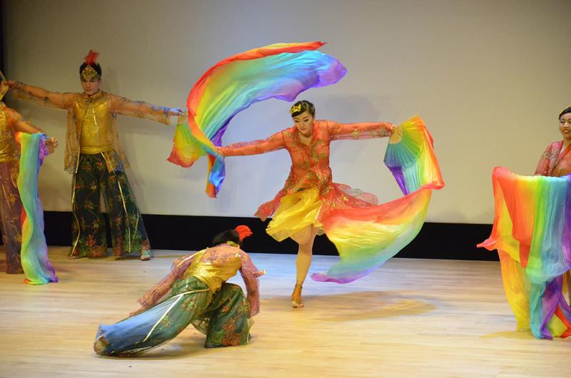 THE WEDDING - Dance Ensemble Singapore (DES)