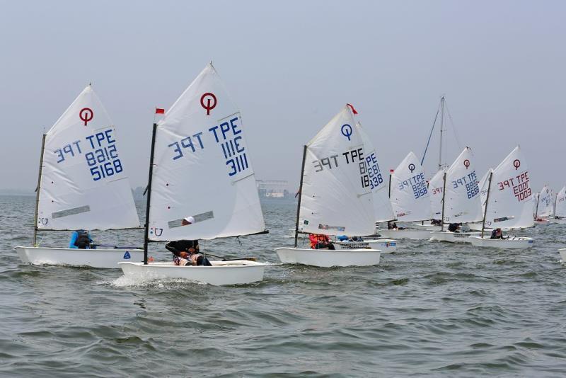 樂觀型帆船賽  年度:2015