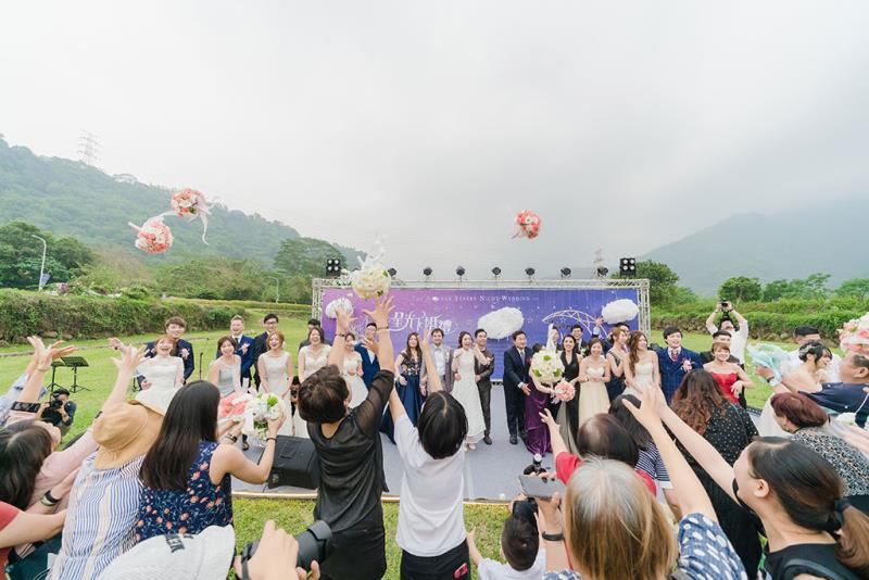 貳部曲星光下婚禮  年度:2019  來源:阿里山國家風景區管理處