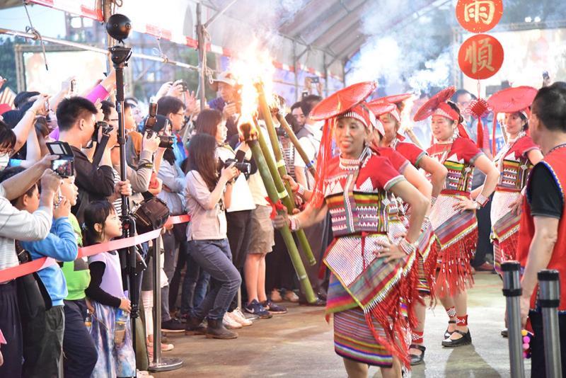 火把節  年度:2019  來源:桃園市政府觀光旅遊局