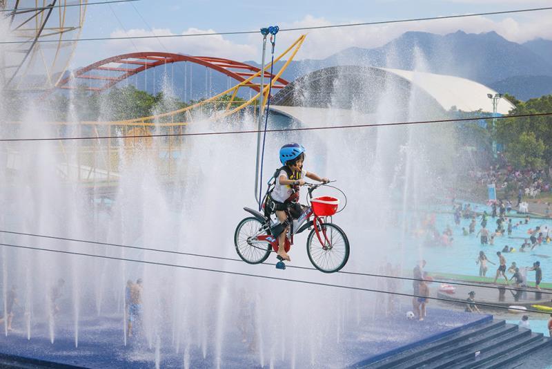 30M空中腳踏車  年度:2018  來源:宜蘭縣政府文化局