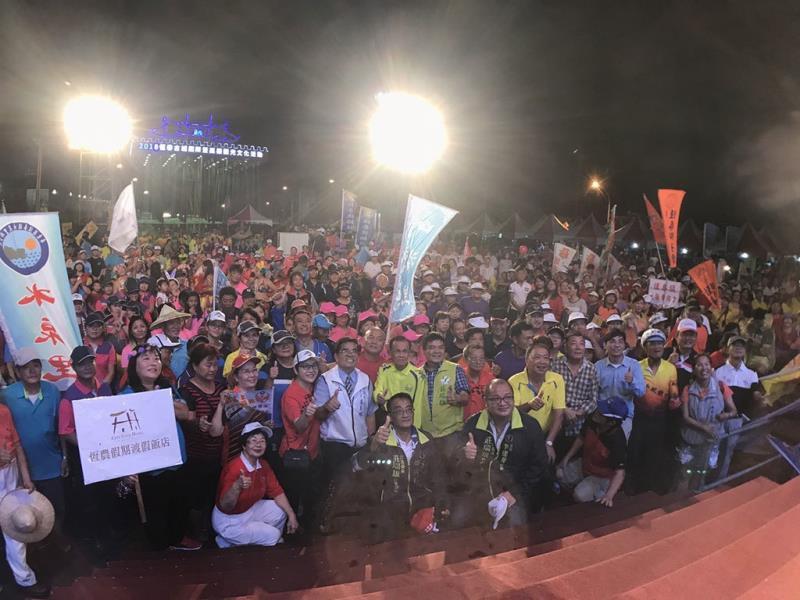 踩街活動  年度:2018  來源:屏東縣恆春鎮公所