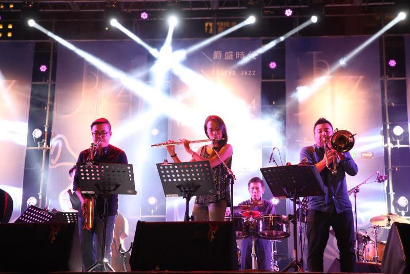 臺中國際爵士音樂節  年度:2014