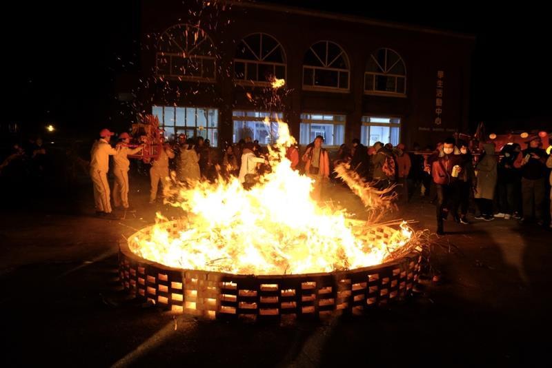 燒馬糧儀式  年度:2017