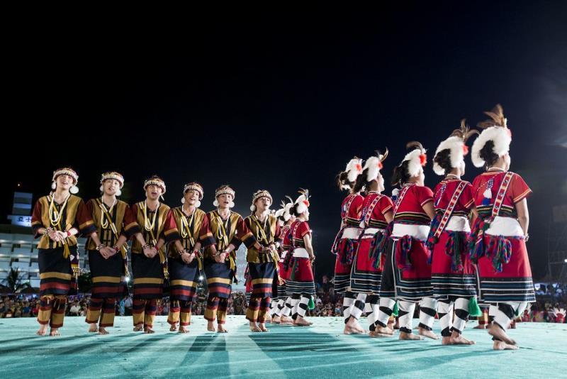 六大族群樂舞  年度:2014