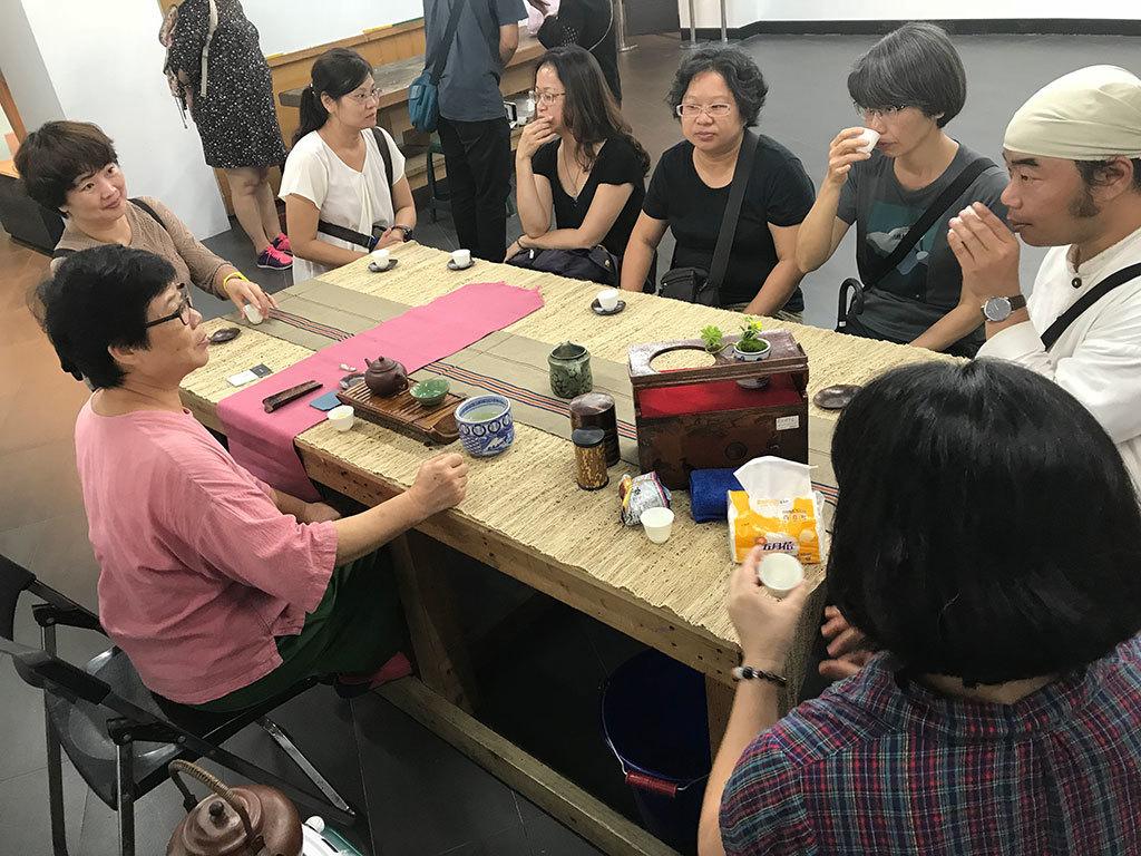 茶席文化體驗  年度:2018  來源:苗栗縣政府文化觀光局