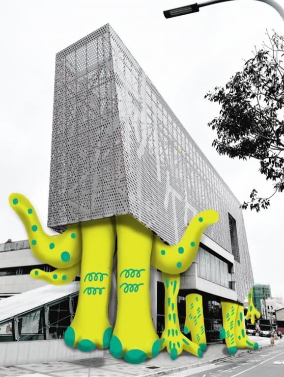 新竹轉運站-新竹獸 2020台灣設計展