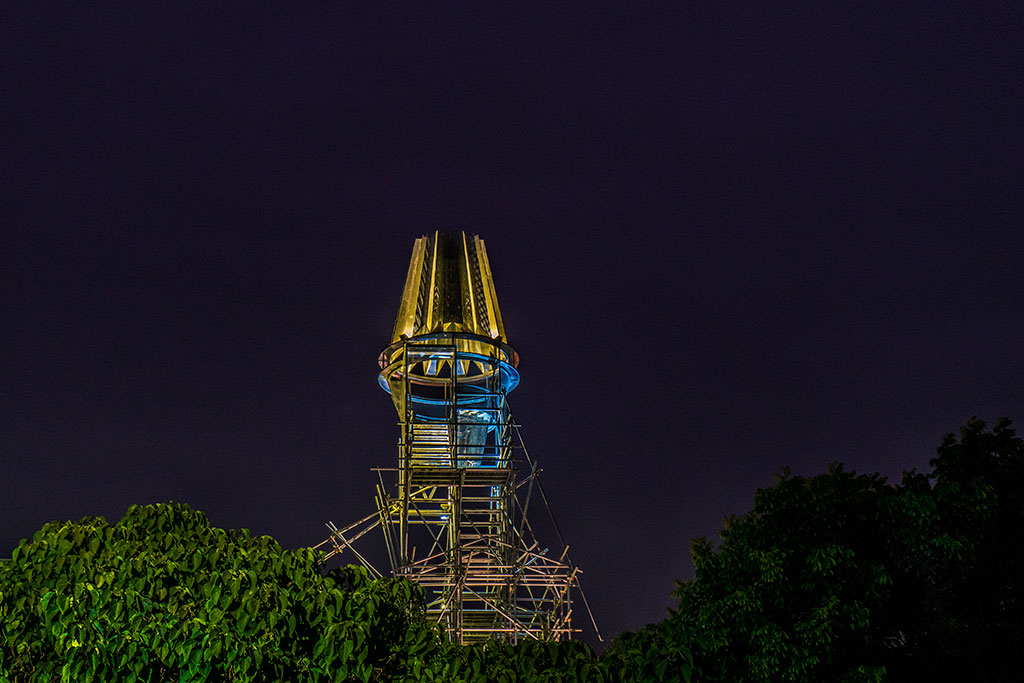 巷弄燈區-登月計畫-津津15號  年度:2019  來源:臺南市政府