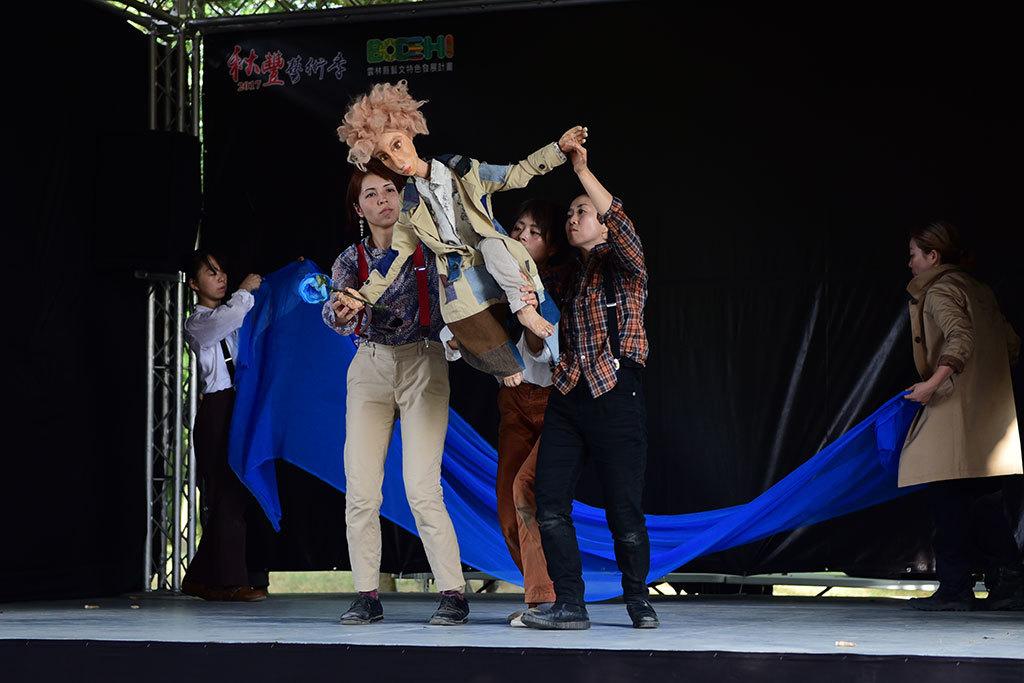 日本宮體視覺劇團演出  年度:2017  來源:雲林縣政府文化處