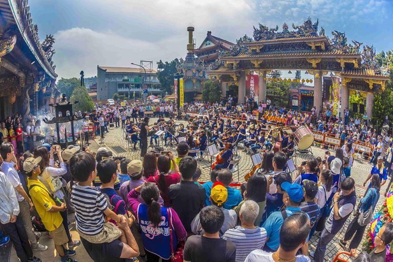 Baosheng Cultural Festival  Período annual:2018  Fotografías:LI,SHENG-ZHANG  Origen de las fotografías:Taipei Baoan Temple