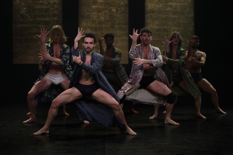 比利時文字舞團《喬望尼俱樂部》  年度:2018