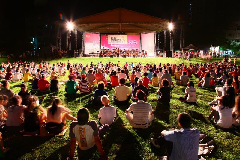 Chiayi city lnternational Band Festival