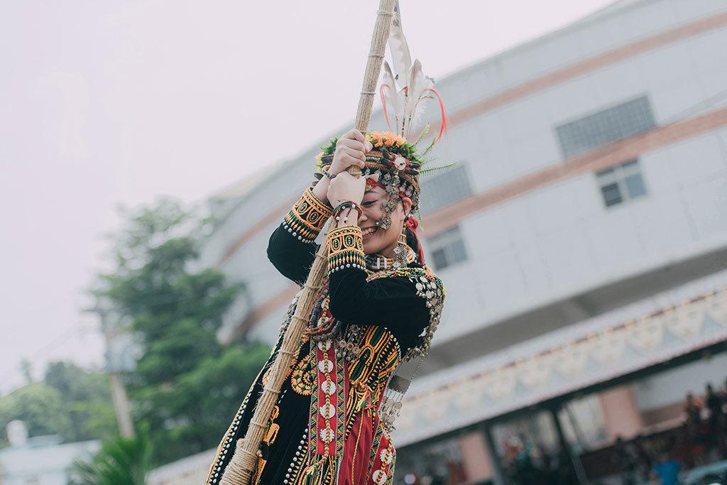 新娘盪鞦韆  年度:2019  來源:茂林國家風景區管理處