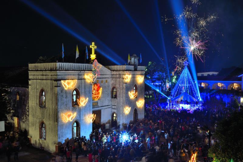 萬金聖誕夜  年度:2012  來源:台灣采風