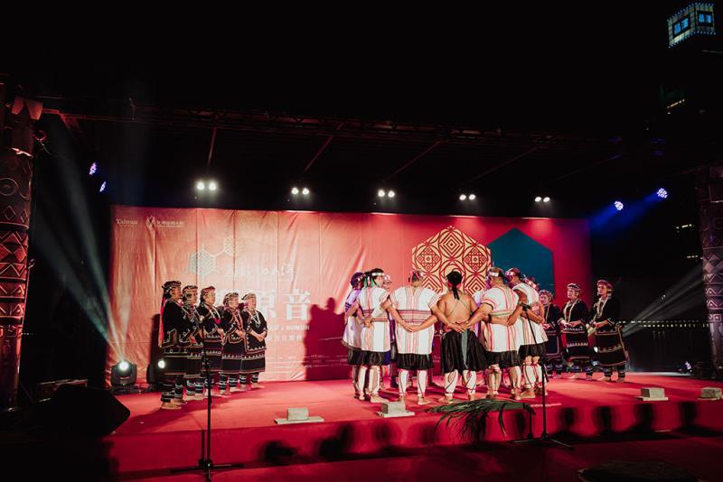 潭響原音原住民音樂會  年度:2019  來源:日月潭國家風景區管理處