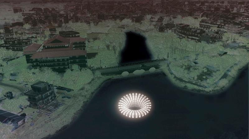水域燈區-運用幻象-洞  年度:2019  來源:臺南市政府