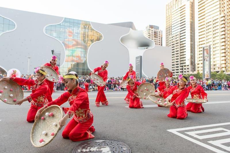 踩街-妙璇舞蹈團  年度:2017