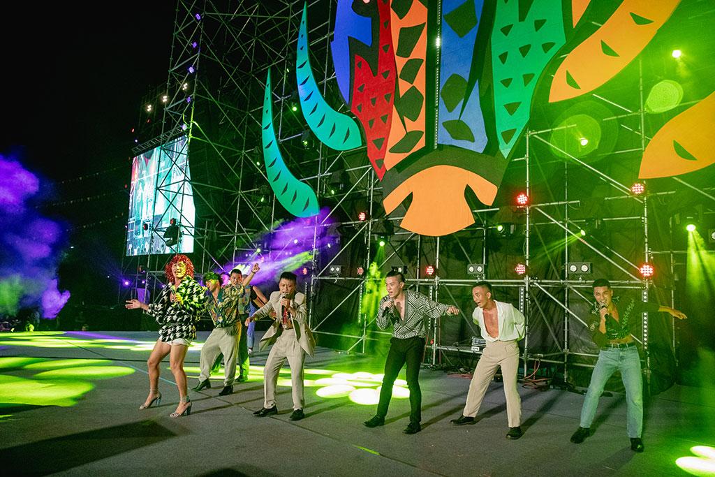BDC布拉瑞陽舞團30分鐘表演不間斷,又唱又跳又搖擺,全場陷入瘋狂  年度:2019  來源:原住民族委員會