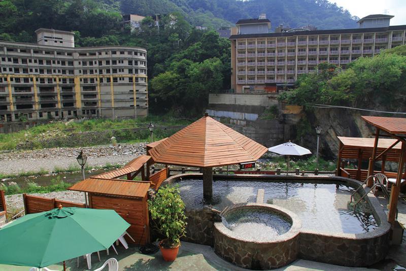 Guguan Hot Spring  Origen de las fotografías:Tri-Mountain National Scenic Area Administration