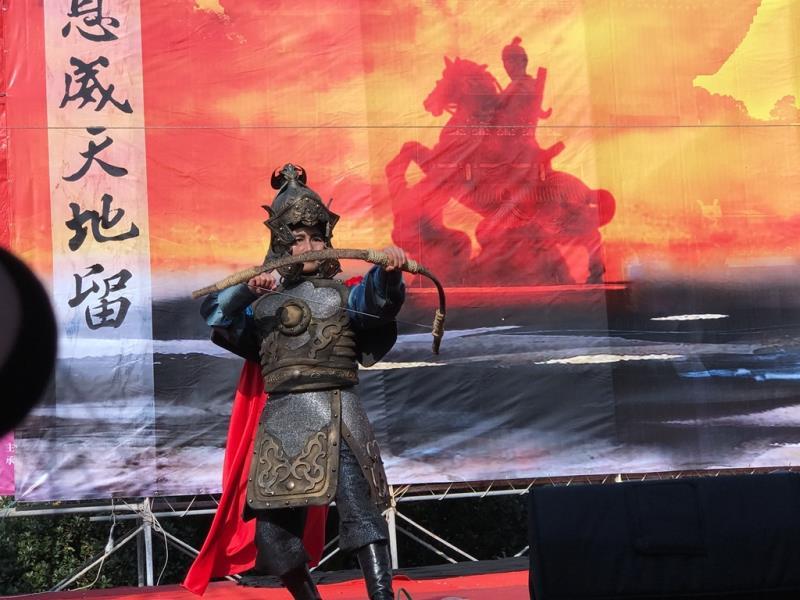 社區歌舞劇「坂里十三燒馬糧」  年度:2017