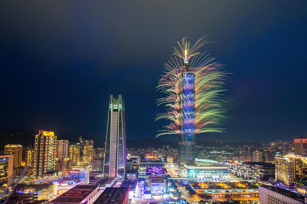 101煙火  年度:2017  來源:臺北市政府