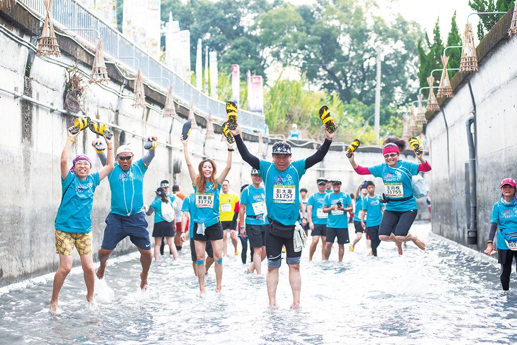 八堡圳水道-跑水節一景  年度:2019  來源:彰化縣政府