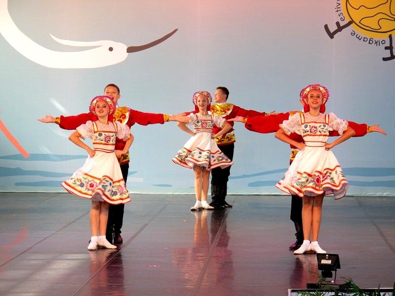俄羅斯「夢想世界人民示範舞團」  年度:2016
