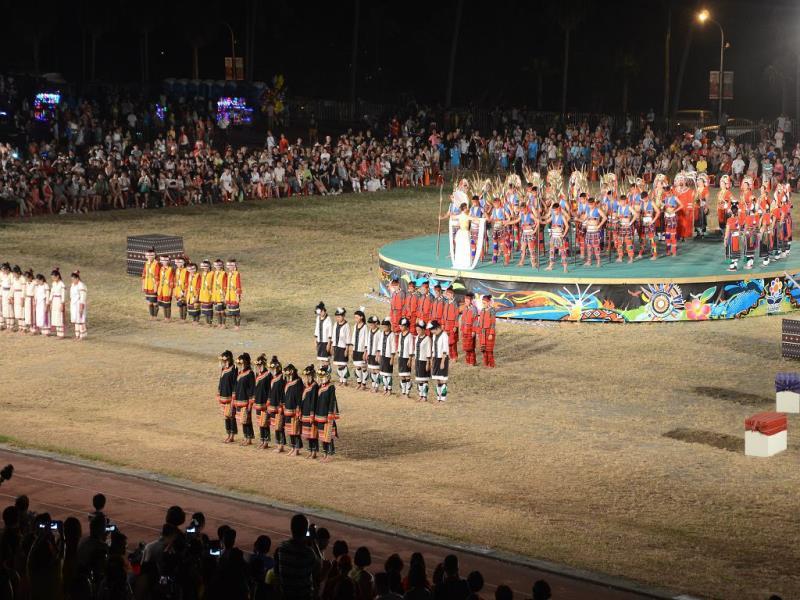 開幕大會舞  年度:2014