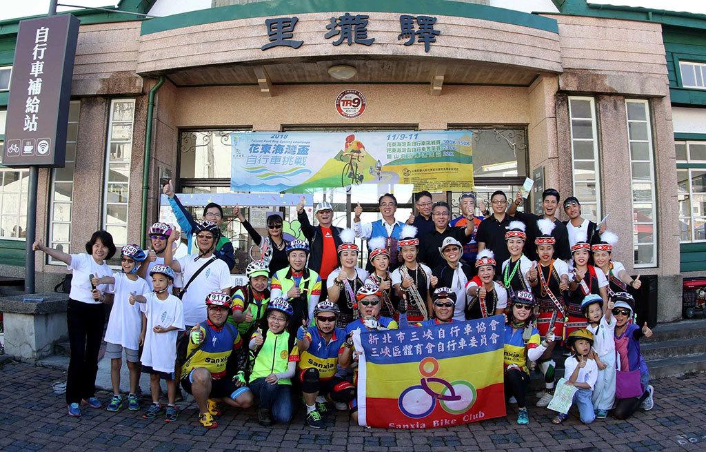 花東海灣盃自行車挑戰  年度:2018  來源:交通部觀光局