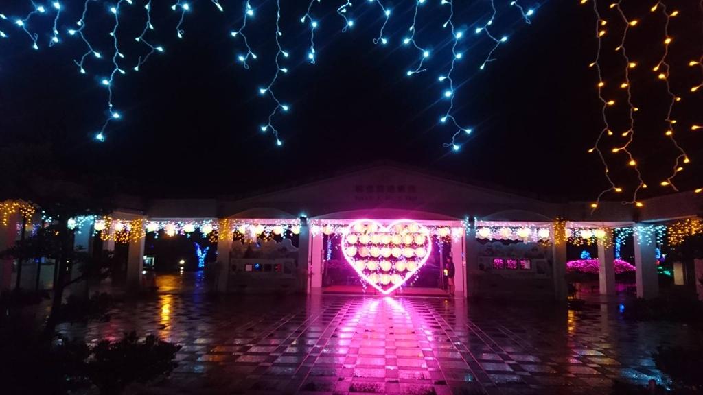 光環境營造-福隆遊客中心  年度:2018  來源:東北角暨宜蘭海岸國家風景區管理處