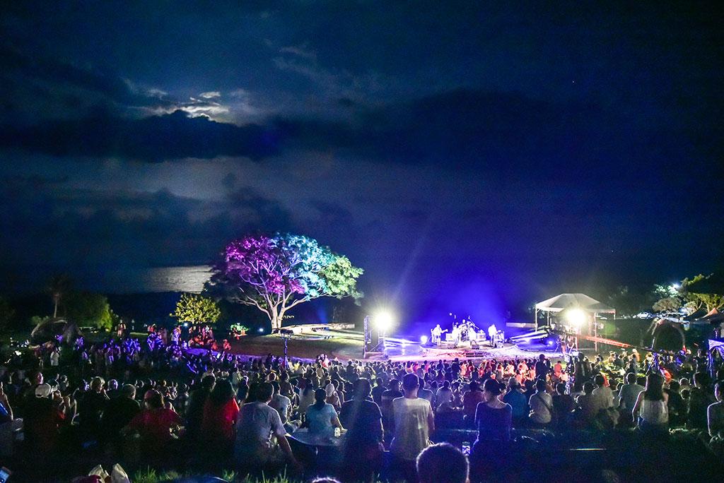 月光海音樂會  年度:2019  來源:交通部觀光局東部海岸國家風景區管理處
