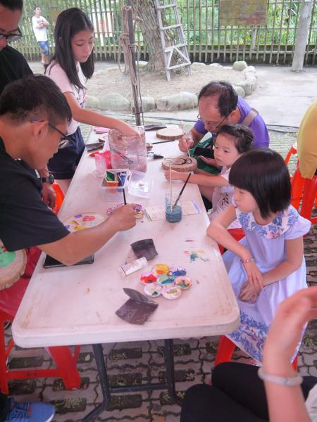 木藝體驗親子DIY活動  年度:2018  來源:苗栗縣政府文化觀光局