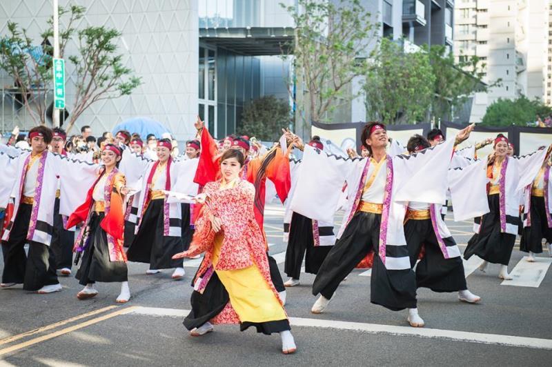 踩街-安濃津  年度:2017