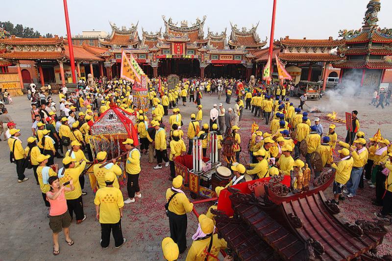 Kungshen Wangye's Salt for Peace Festival