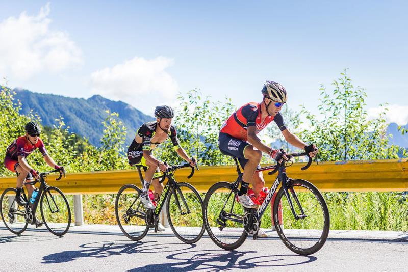 2017臺灣自行車登山王挑戰_挑戰國際知名自然景觀風景點「太魯閣峽谷」