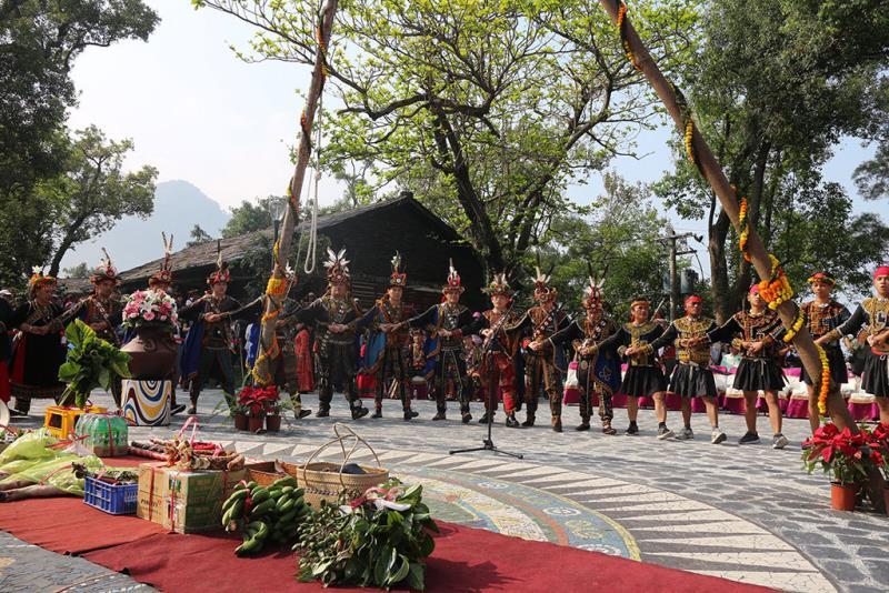 圍舞  年度:2018  來源:茂林國家風景區管理處
