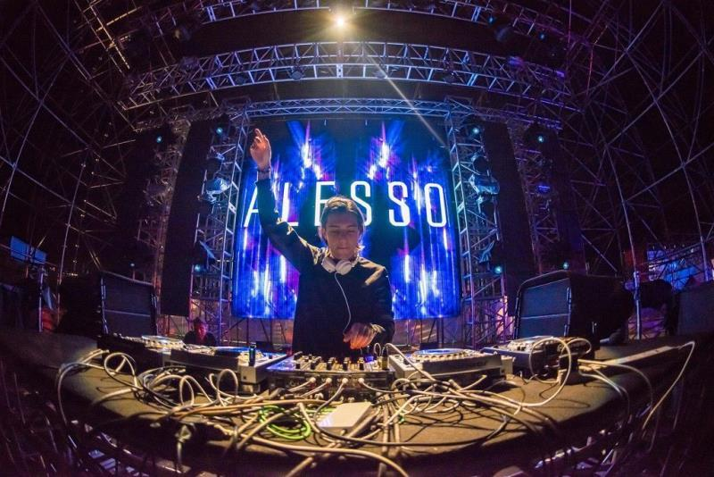 DJ ALESSO  年度:2014