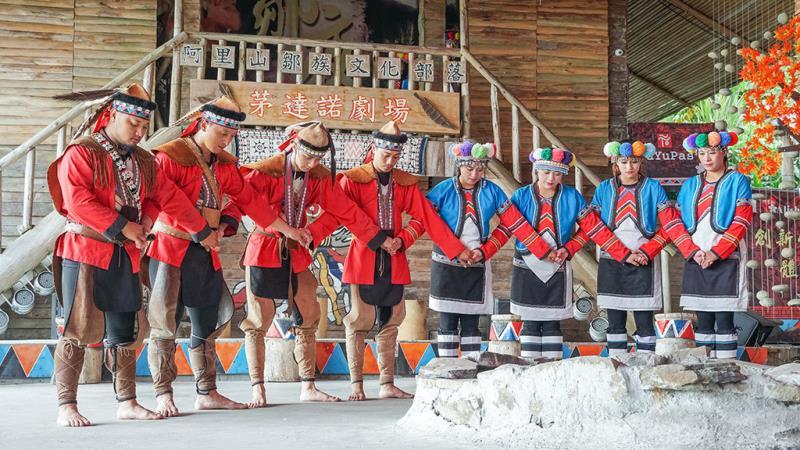 來自鄒族的祝福  年度:2018  來源:阿里山國家風景區管理處