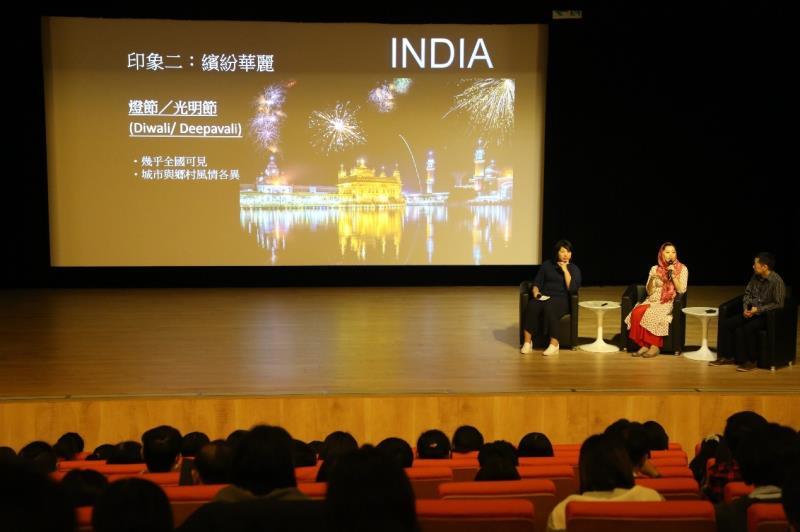 印度月文化沙龍  年度:2017