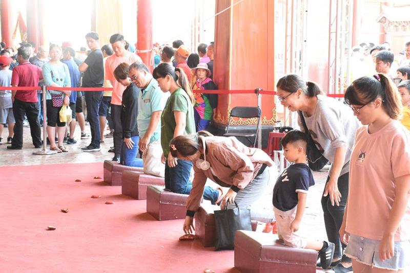 民眾參加博杯挑戰賽  年度:2019  來源:雲嘉南濱海國家風景區管理處
