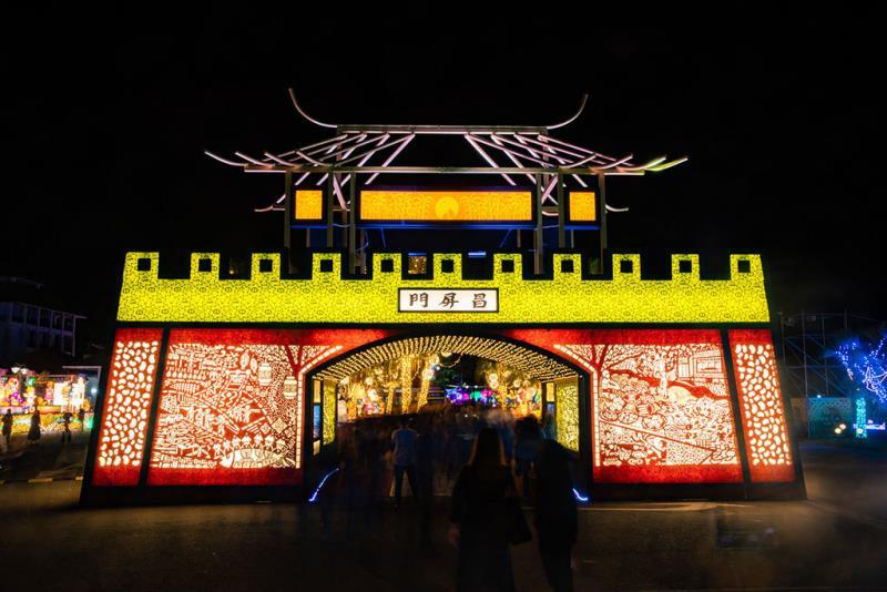 傳統副燈-點亮屏安  年度:2019  來源:交通部觀光局