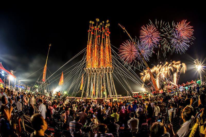 頭城搶孤盛會  年度:2013  作者:張秀凰  來源:台灣采風