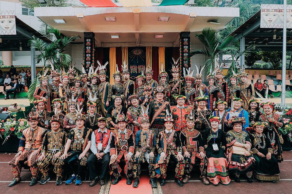 大合照  年度:2019  來源:茂林國家風景區管理處