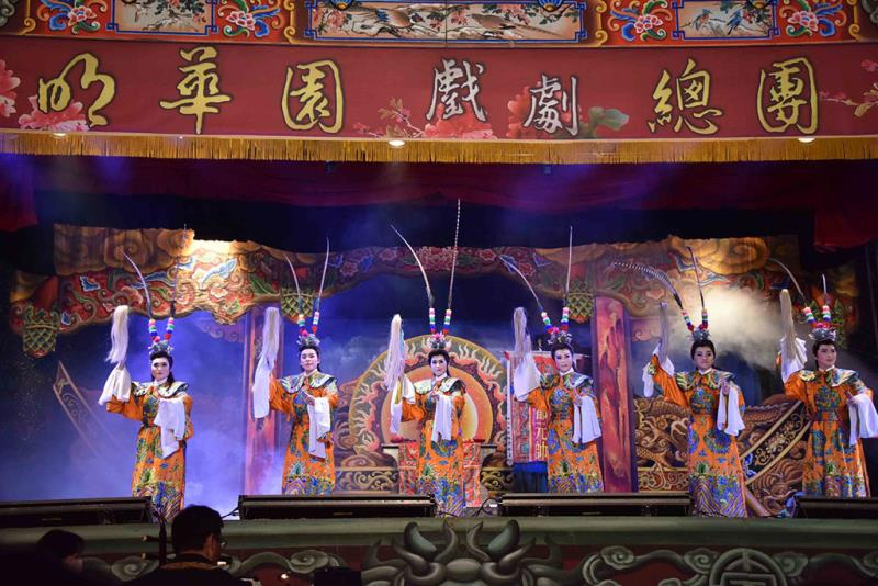 明華園戲劇總團演出  年度:2020  來源:高雄市政府觀光局