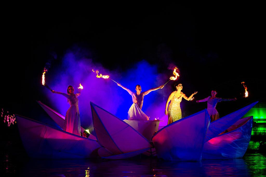 水上開幕秀  年度:2019  來源:宜蘭縣政府