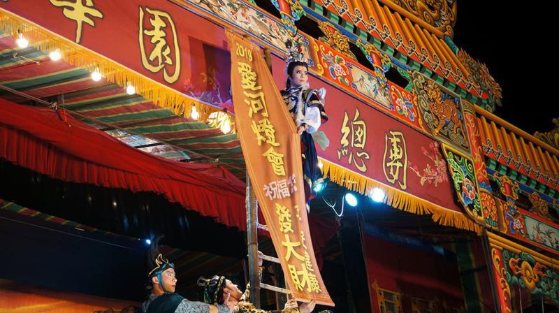 明華園戲劇總團演出「花燈六百年」  年度:2019  來源:高雄市政府觀光局